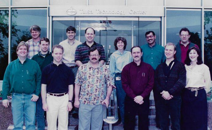 Amoco Petrophysics School 1995-96